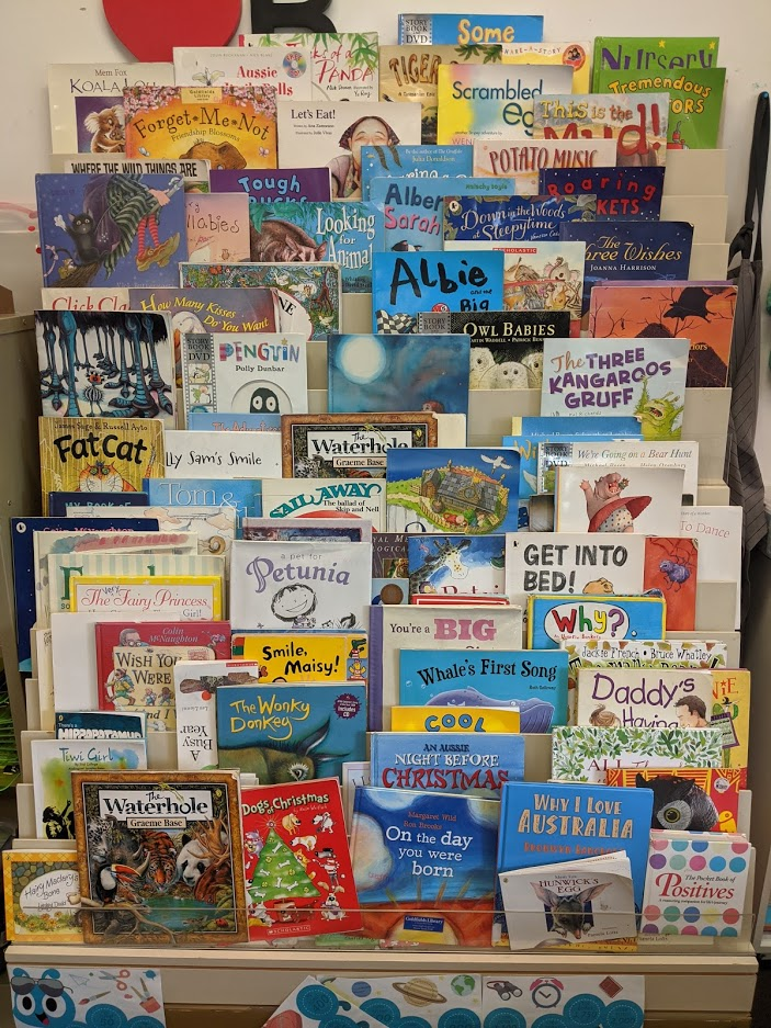classroom library independent reading
