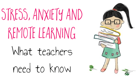 Stress anxiety and learning
