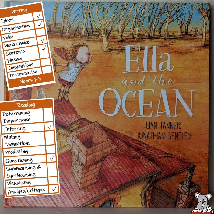Ella and the Ocean Mentor Text review