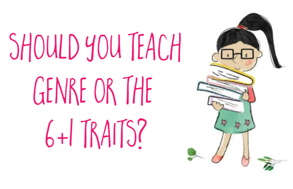 Should you teach genre or the traits?