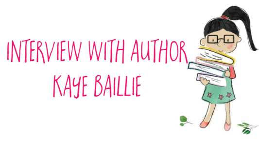 Interview with Australian author Kaye Baillie