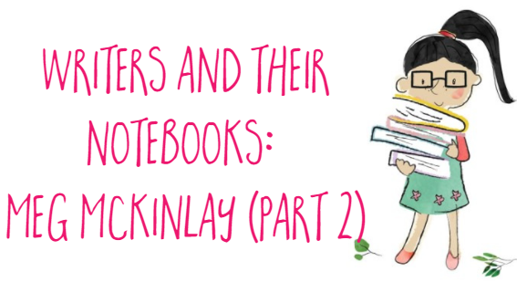 How do real writers use writer's notebooks? Interview series.